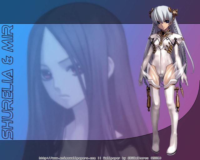 Ar tonelico: Melody of Elemia Anime Wallpaper #6