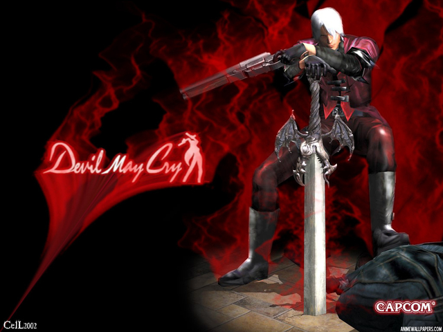 Devil May Cry 2 Anime Wallpaper #2