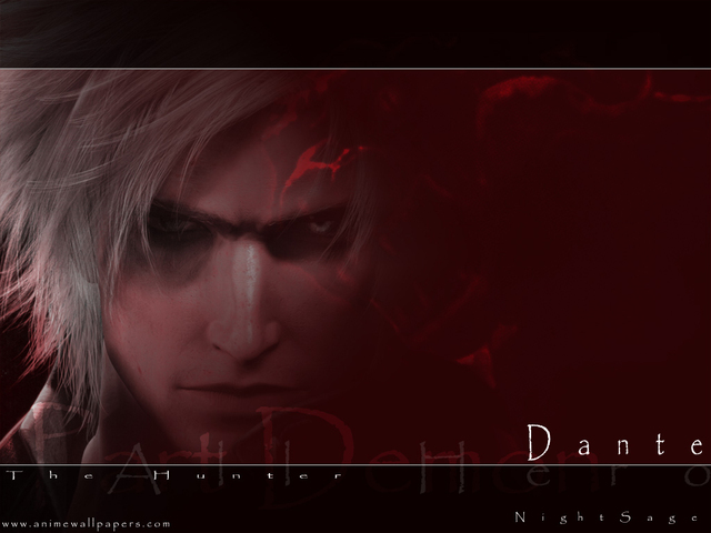 Devil May Cry 2 Anime Wallpaper #5