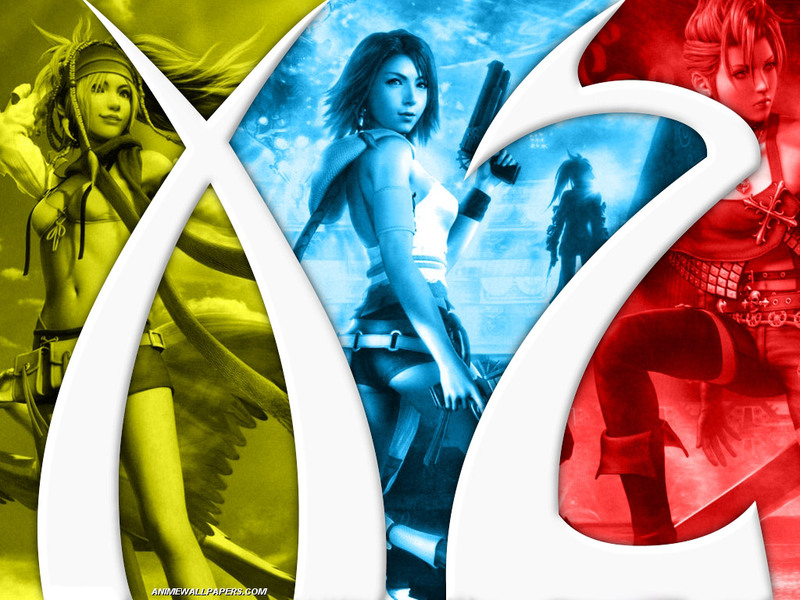 Final Fantasy X2 Game Wallpaper # 16