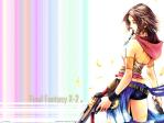 Final Fantasy X2 Game Wallpaper # 1