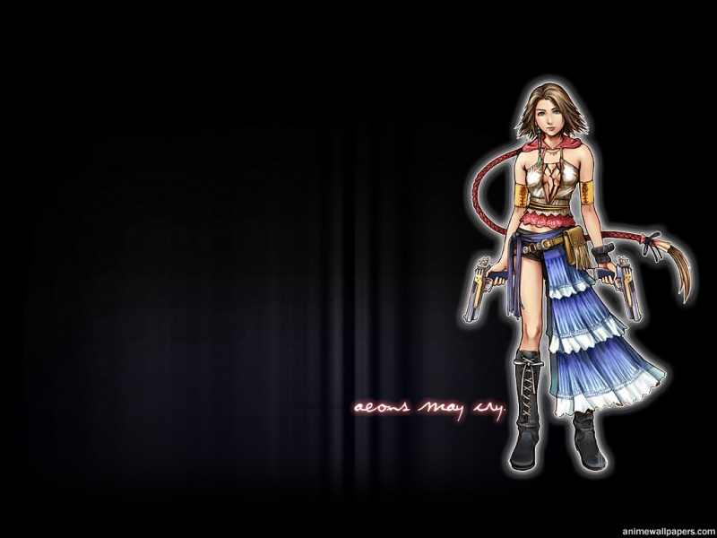 Final Fantasy X2 Game Wallpaper # 2
