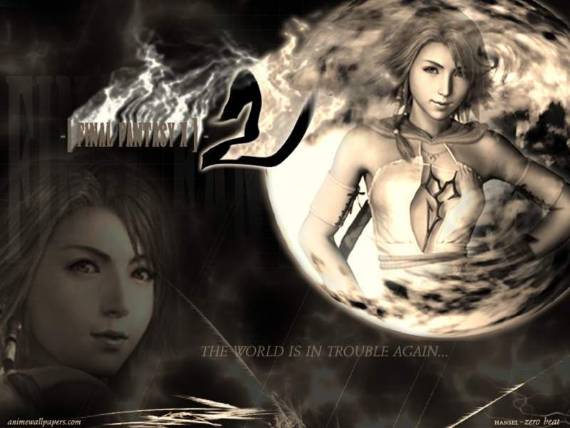 Final Fantasy X2 Game Wallpaper # 7