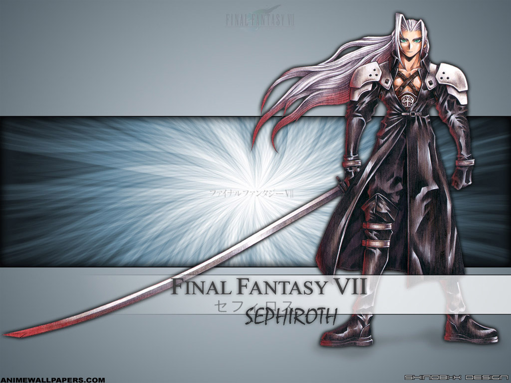 Final Fantasy VII Game Wallpaper # 10