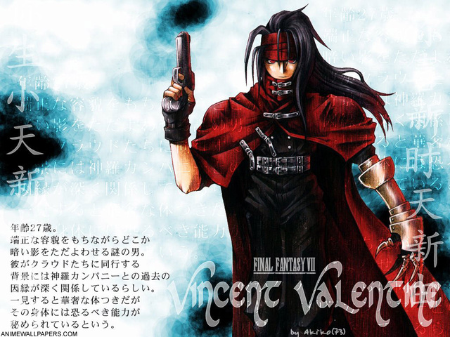 Final Fantasy VII Anime Wallpaper #15