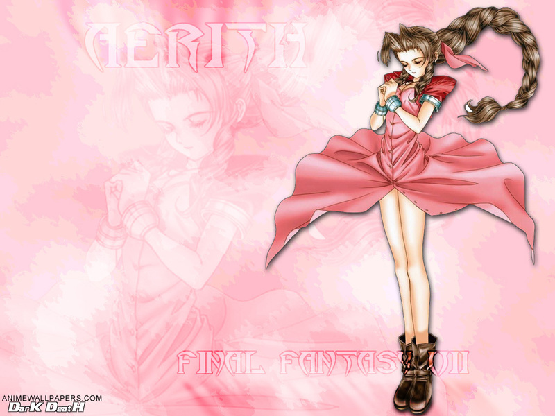 Final Fantasy VII Game Wallpaper # 21