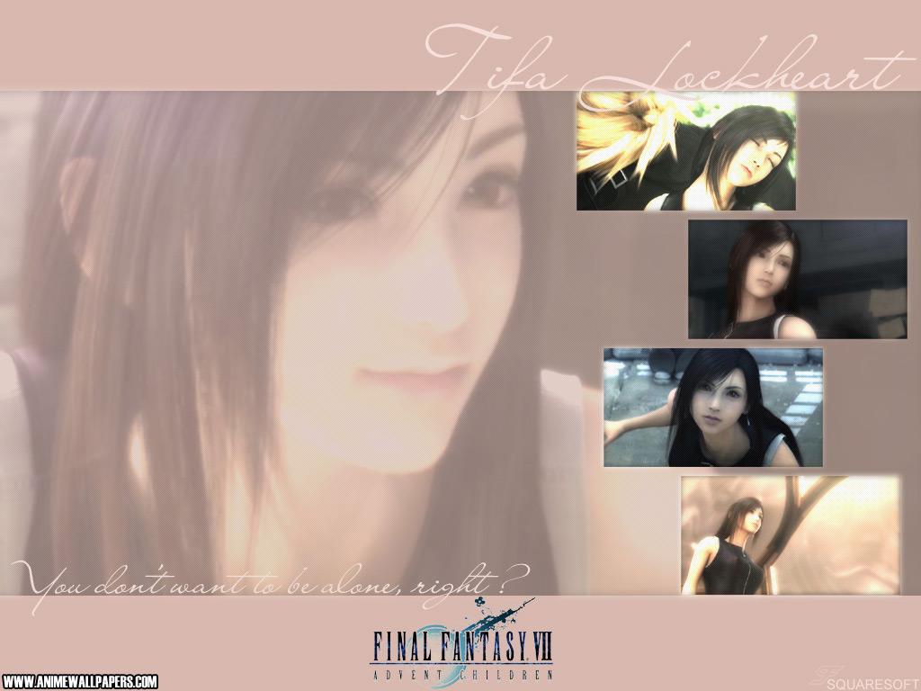 Final Fantasy VII Game Wallpaper # 6