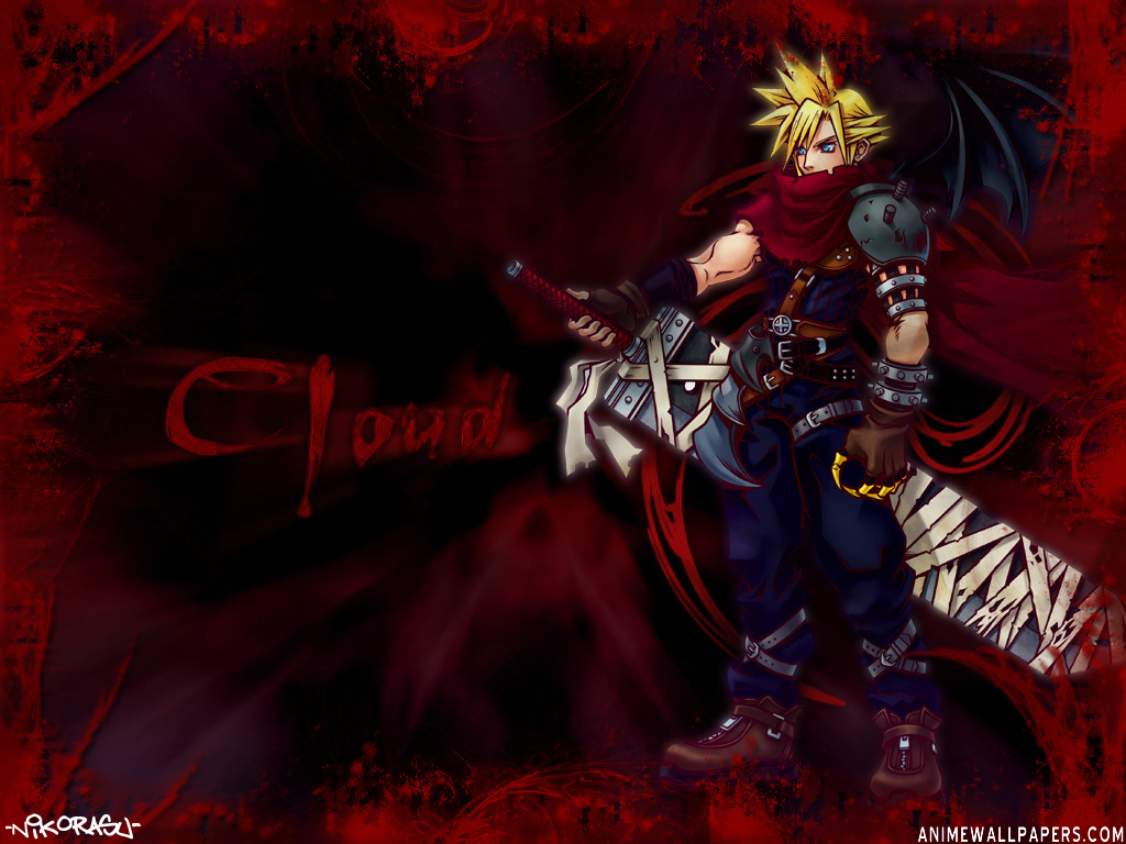 Final Fantasy VII Game Wallpaper # 8