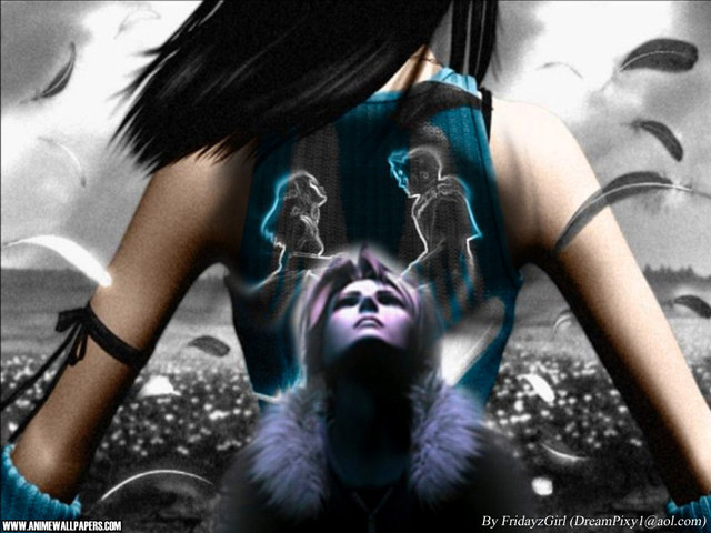 Final Fantasy VIII Anime Wallpaper #8