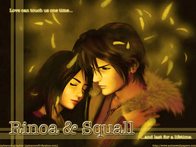 Final Fantasy VIII Anime Wallpaper #9