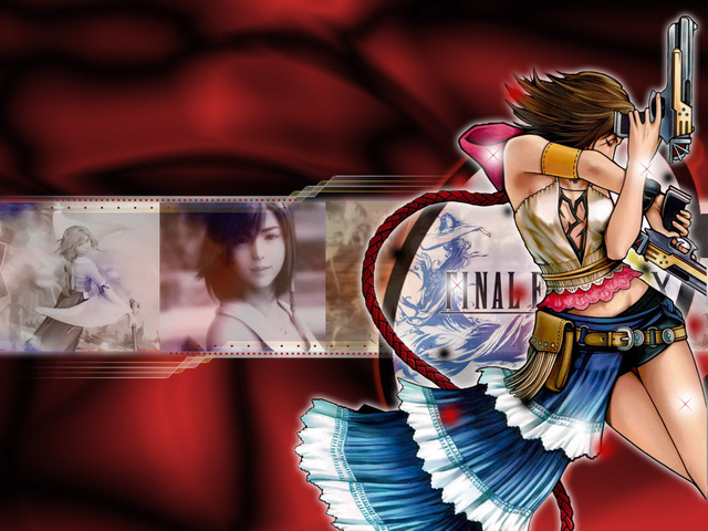 Final Fantasy X Anime Wallpaper #12