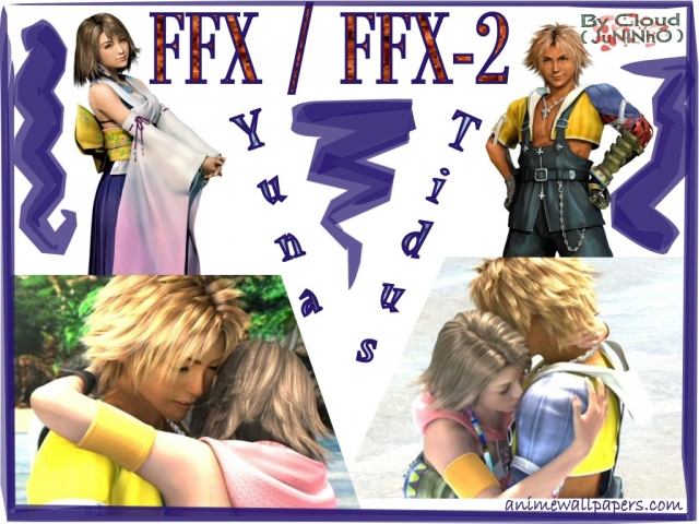 Final Fantasy X Anime Wallpaper #3