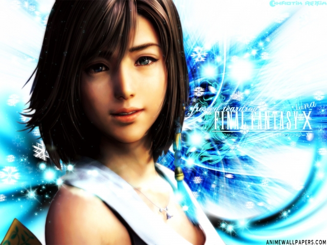 Final Fantasy X Anime Wallpaper #4