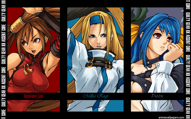 Guilty Gear Anime Wallpaper #3