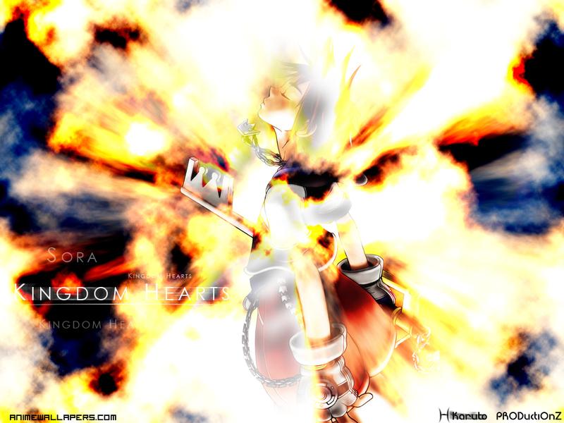 Kingdom Hearts 2 Game Wallpaper # 8