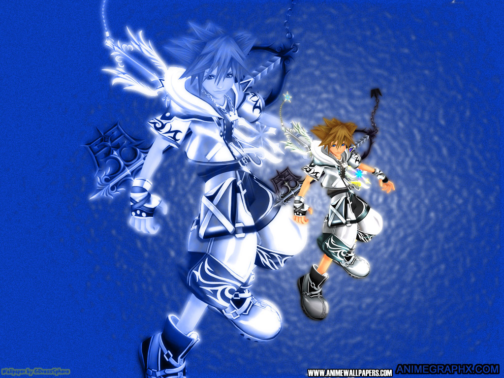 Kingdom Hearts Game Wallpaper # 4