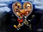 Kingdom Hearts Game Wallpaper # 7