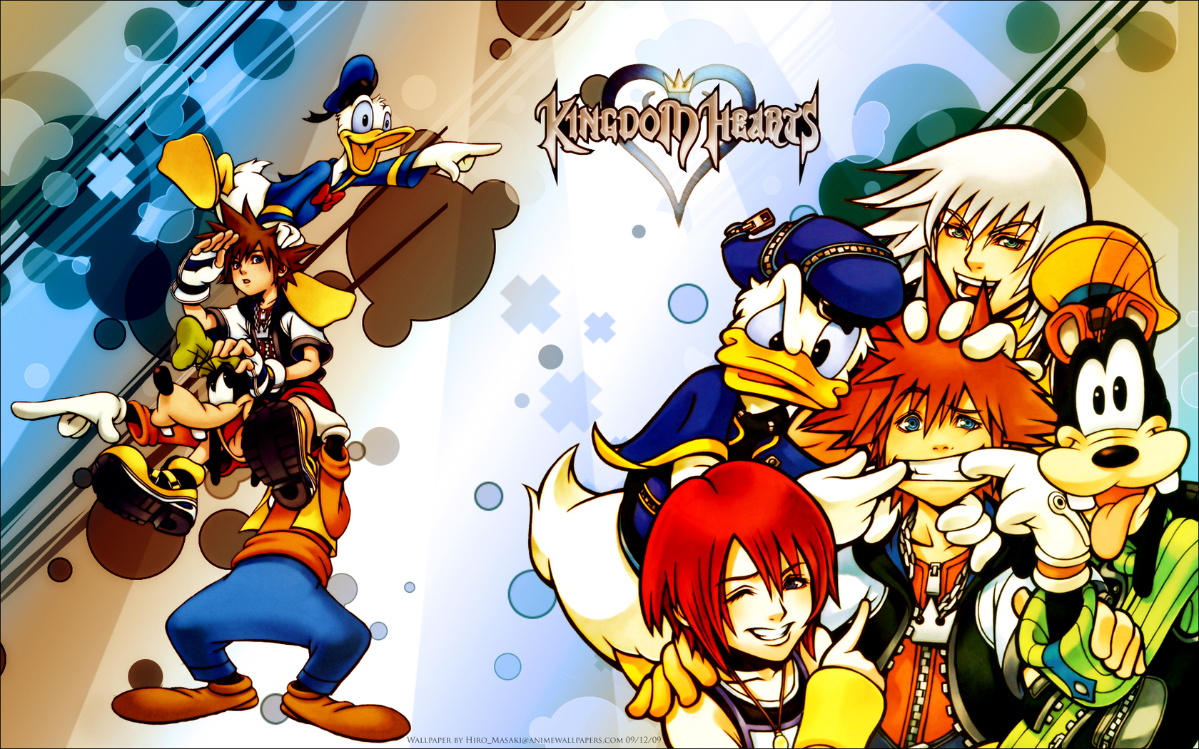 Kingdom Hearts Game Wallpaper # 9