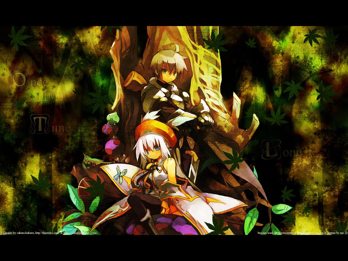 Luminous Arc Game Wallpaper # 1