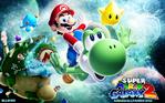 Super Mario Game Wallpaper # 2