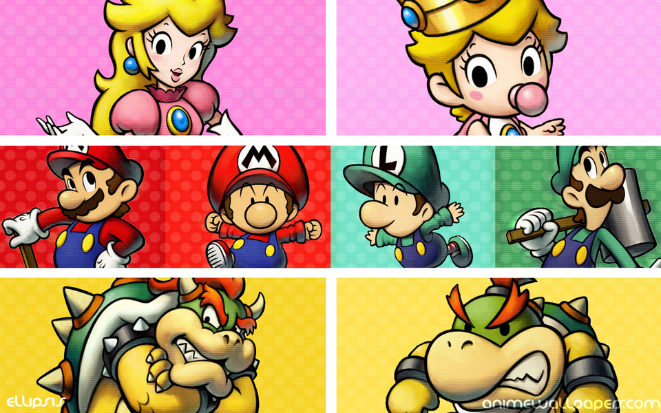 Super Mario Game Wallpaper # 5