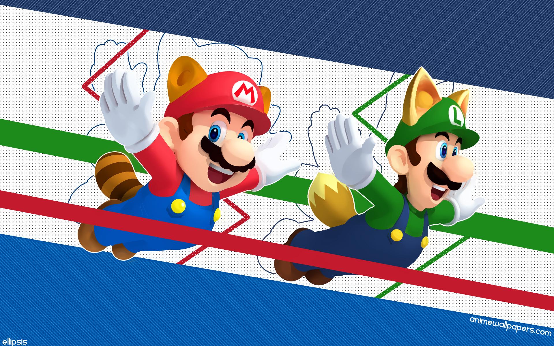 Super Mario Game Wallpaper # 6