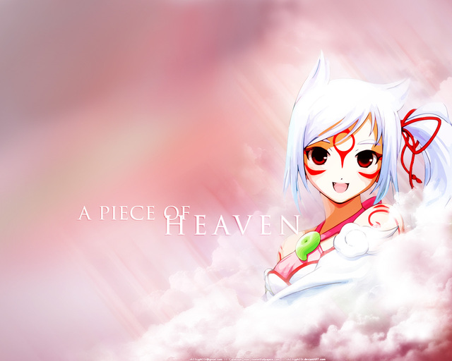 Okami Wallpaper 1 Anime Wallpaperscom