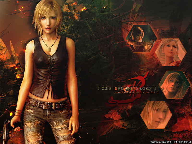 Parasite Eve Game Wallpaper # 9
