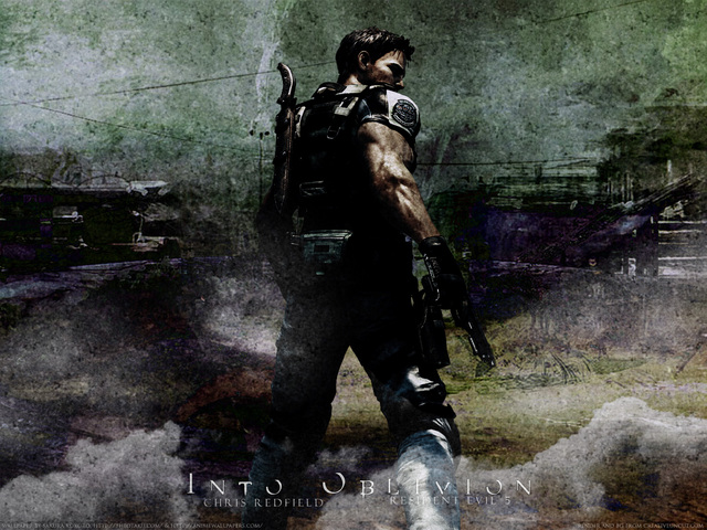 Resident Evil Anime Wallpaper #1