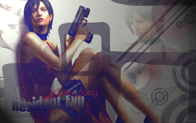 Resident Evil Anime Wallpaper #2