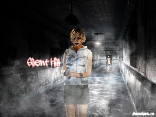 Silent Hill Anime Wallpaper #1
