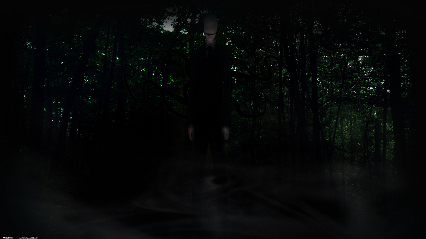 Slender Man Game Wallpaper # 1