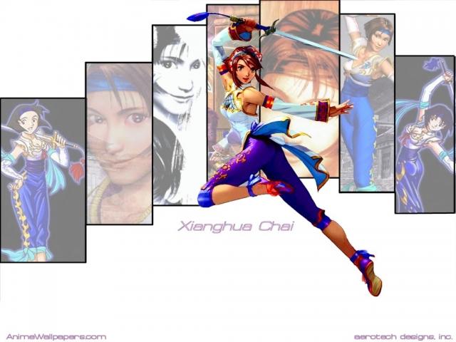 Soul Calibur Anime Wallpaper #1