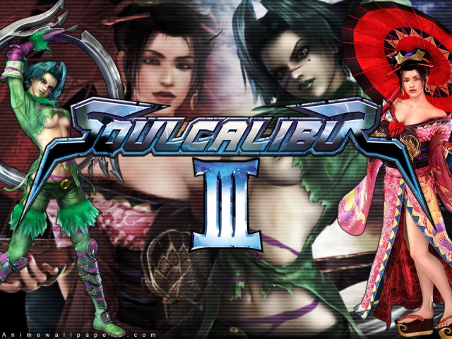 Soul Calibur Anime Wallpaper #4