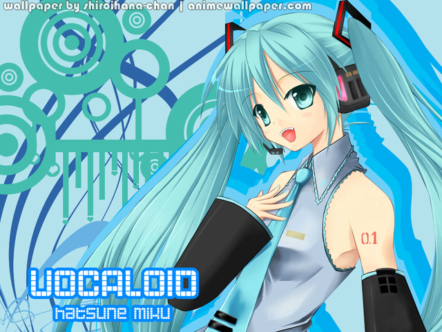 Vocaloid Anime Wallpaper #10