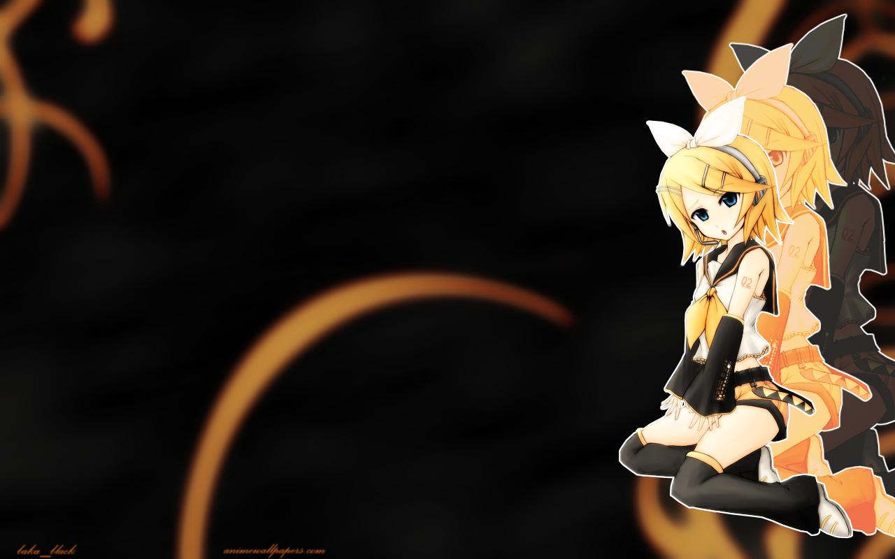 Vocaloid Game Wallpaper # 1