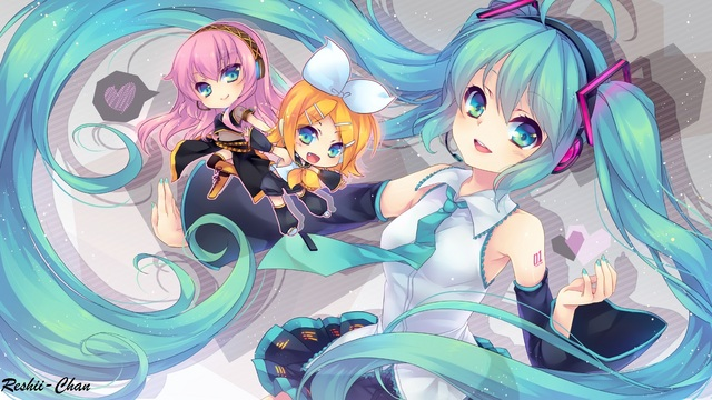 Vocaloid Anime Wallpaper #37
