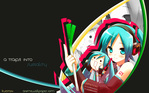 Vocaloid Game Wallpaper # 3