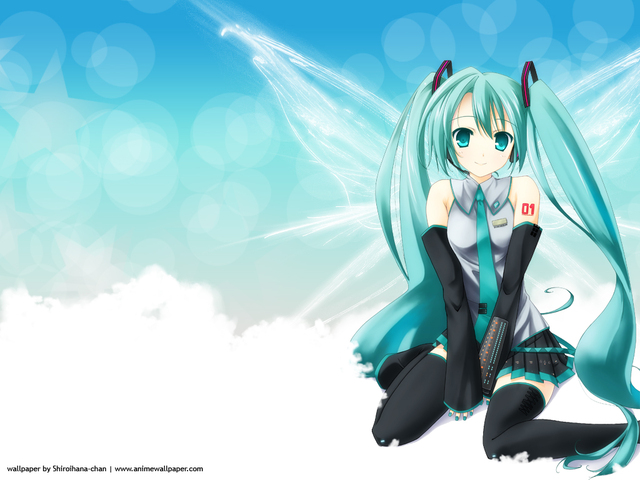 Vocaloid Anime Wallpaper #9