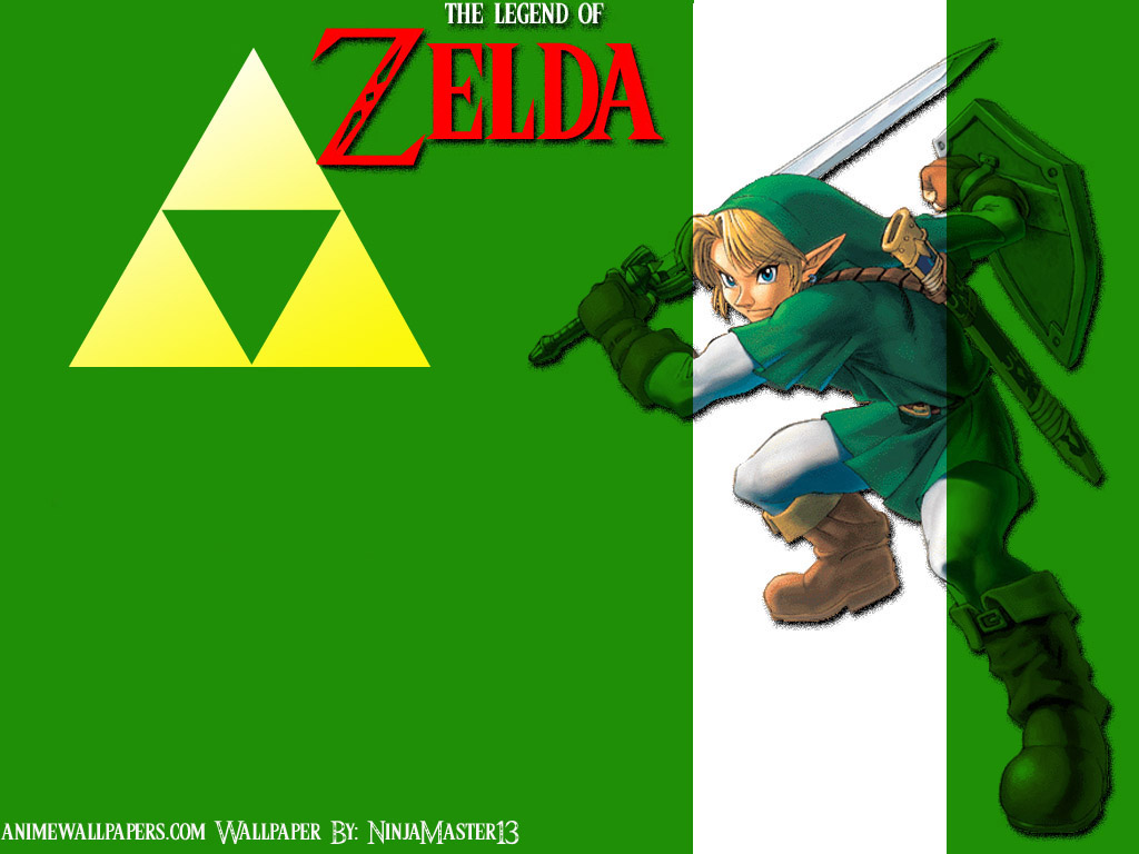 Zelda Game Wallpaper # 1
