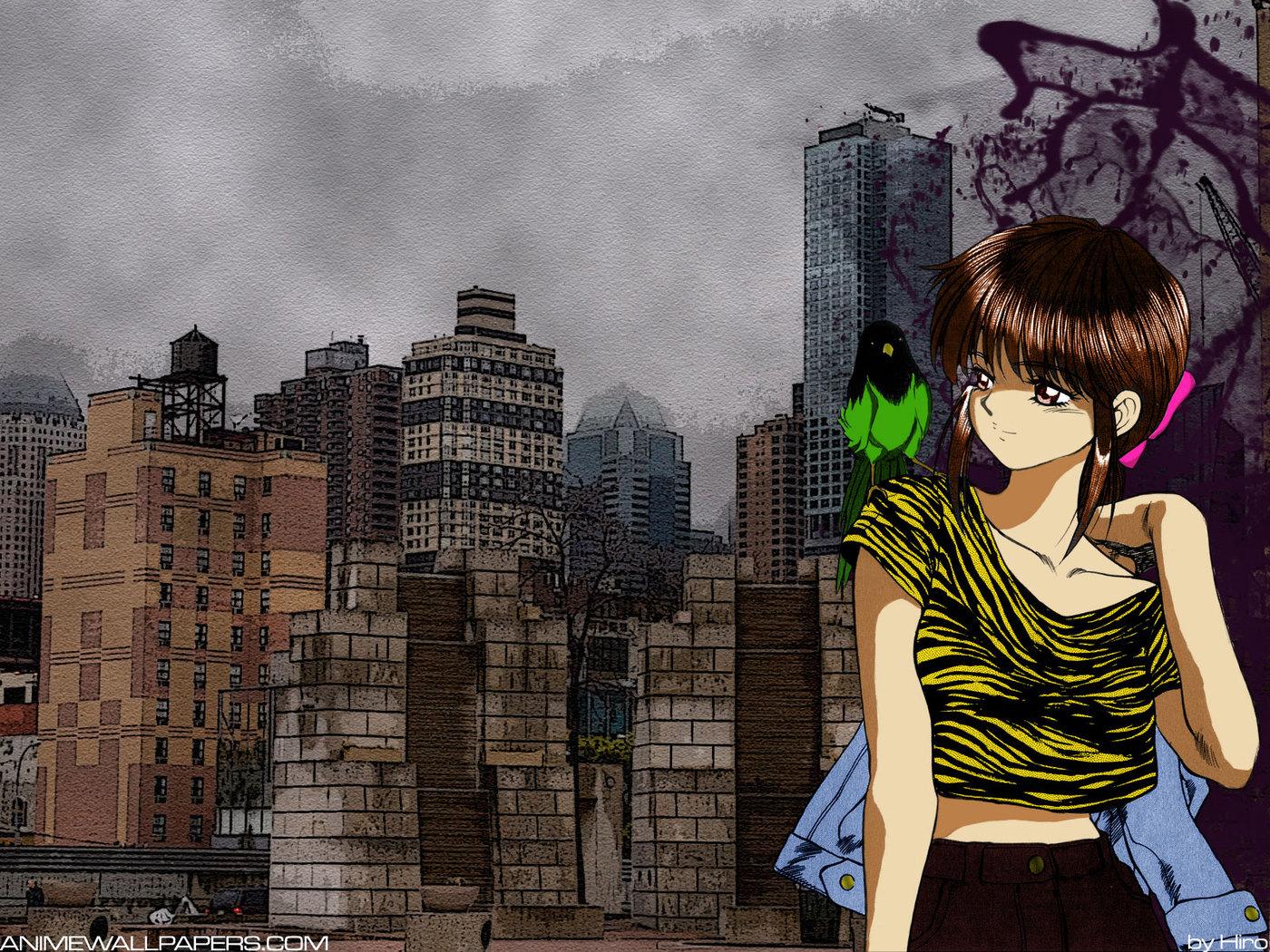 3x3 Eyes Anime Wallpaper # 2