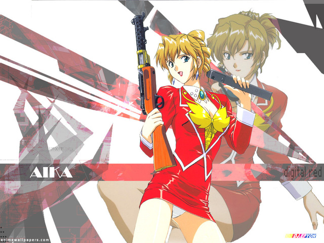 Aika Anime Wallpaper #1