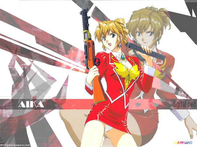 Aika Anime Wallpaper #1