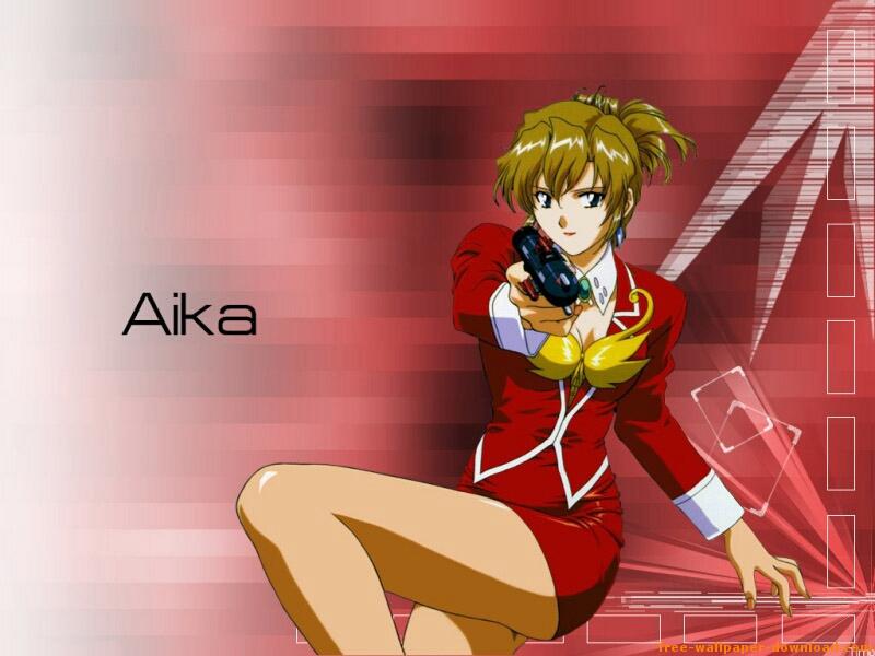 Aika Anime Wallpaper # 3