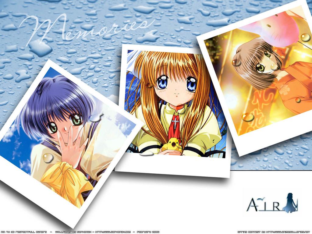 Air Anime Wallpaper # 10