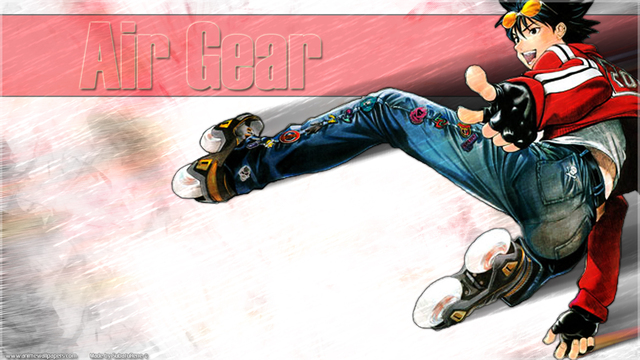 Air Gear Anime Wallpaper #1
