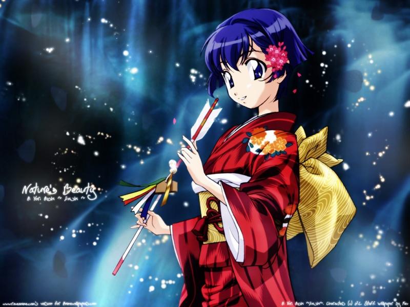 Ai Yori Aoshi Anime Wallpaper # 3