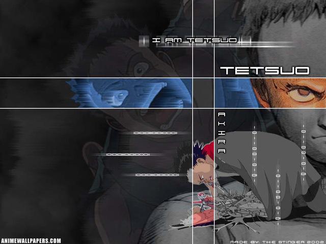 Akira Anime Wallpaper #1