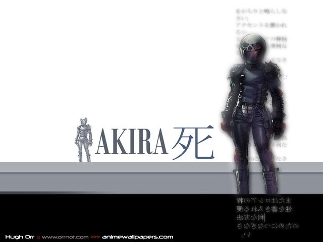 Akira Anime Wallpaper #7