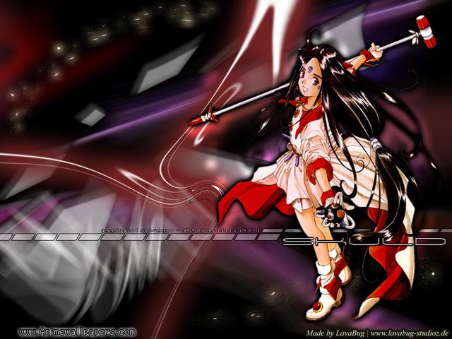 Ah! My Goddess Anime Wallpaper #16